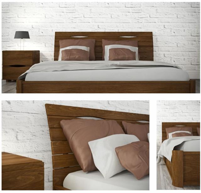 Кровать двуспальная Марита Люкс Бук (Вид)