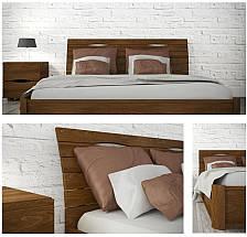 Кровать двуспальная Марита Люкс, фото 2
