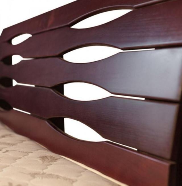 Кровать двуспальная Марита Люкс с подъёмным механизмом (Изголовье)