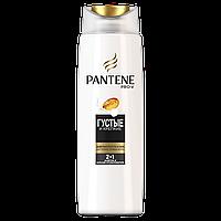 Шампунь для волос и бальзам-ополаскиватель Pantene Густые и крепкие 250 мл
