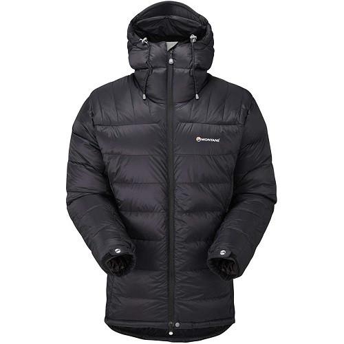 Куртка пуховая с Primaloft Montane Black Ice Jacket