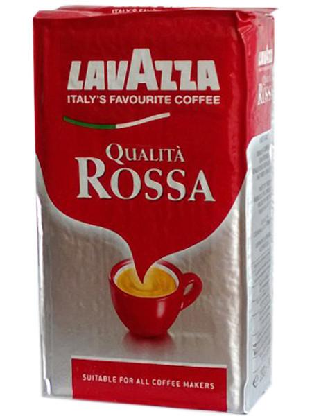 Молотый кофе Lavazza Qualita Rossa 250 гр