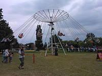 Большая цепочная карусель - 22 м для взрослых и детей
