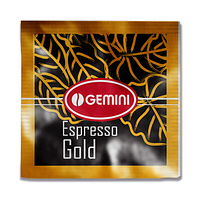 Кофе в чалдах Gemini Espresso Gold 100 шт