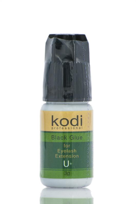 KODI - Клей - для ресниц - U+ черный  3 мл