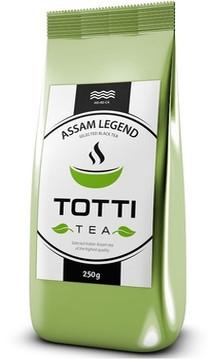 "TОТТІ Tea ""Легендарний Ассам"", чорний 0,25"
