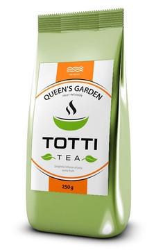 """TОТТІ Tea """"Королівський сад"""",  фруктовий 0,25"""