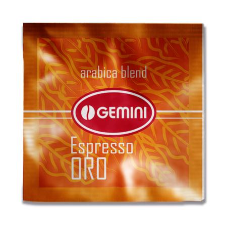 """Кофе Gemini Espresso Elite Collection """"ORO"""" 50 шт"""
