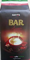 Кофе молотый Віденська кава Santos Bar Айриш кремом 250 гр