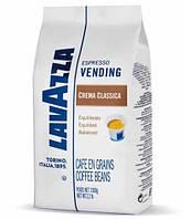 Кофе в зернах Lavazza Vending Crema Classica 1 кг.