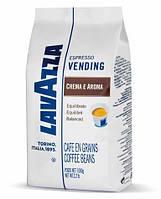 Кофе в зернах Lavazza Vending Crema e Aroma 1 кг.