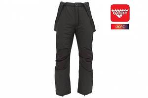 Carinthia брюки HIG 3.0 черные