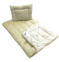 БАМБІНО комплект (подушка + одеяло) 110x140 ТМ Billerbeck