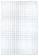 Папiр мiлiметровий ф. А3(100л.) офс.70гр.