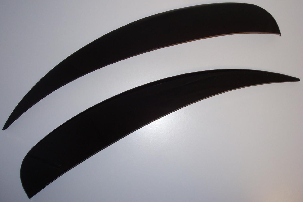 Ресницы ANV Air Газель тюнинговые накладки на автомобильные фары