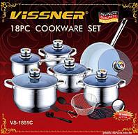 Набор посуды  Vissner VS 1851 C