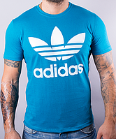 Футболка Бренд с логотипом яркого цвета