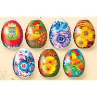 """Термонаклейки на пасхальные яйца """"Праздничные"""""""