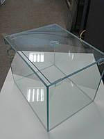 Террариум с крышкой 10л прямоугольный