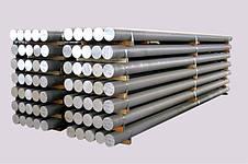 Пруток алюминиевый 70 мм 7075 Т6 аналог В95, круг дюралевый каленый высокопрочный, фото 3