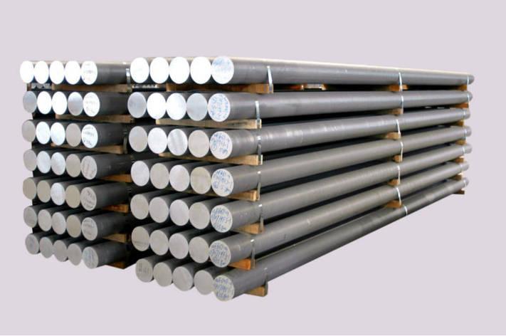 Пруток алюминиевый ф 25 сплав 7075 Т6 аналог В95, фото 2