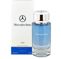 Мужская туалетная вода Mercedes-Benz Mercedes Benz Sport (Мерседес Бенс Спорт)
