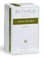 Чай Althaus China Zhu Cha (Китайский Жу Ча) 20 х 1,75гр , фото 1