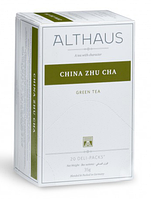 Чай Althaus China Zhu Cha (Китайский Жу Ча) 20 х 1,75гр
