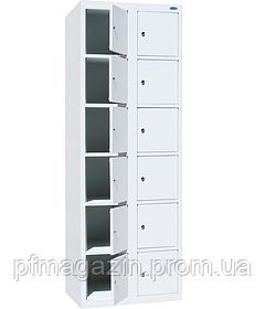 Шкаф ячеечный ШО-400/2-12 (ВхШхГ - 1800х800х500)
