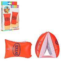 Детские надувные нарукавники для плавания «Deluxe» | «Intex»
