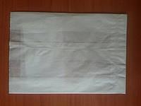 Бумажный пакет САШЕ 170х120х50  белый 7.308