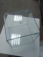 Террариум скрышкой 10л квадратный