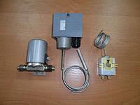 Приборы автоматики для оттаивания испарителей в отечественных холодильных установках