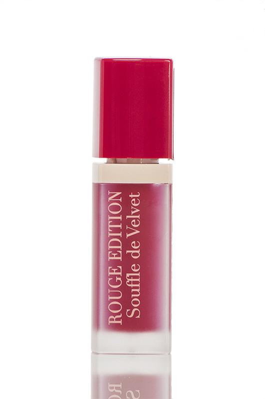 Bourjois - Rouge Edition Souffle de Velvet - Жидкая матовая помада для губ 07 Plum Plum Pidou  7 мл