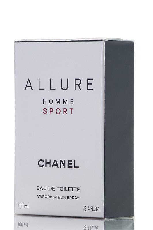Туалетная вода Chanel ALLURE Homme SPORT мужской 100 мл Код 5444