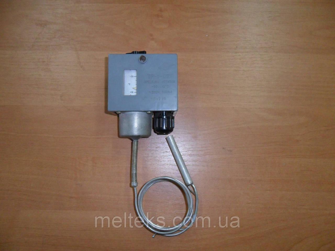 Терморегулятор ТР-1-02Х - 2020 г.в.