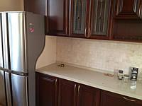 кухни с фасадами из дерева черешни фото 4