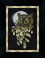 Набор для вышивания крестом Crystal Art Полнолуние
