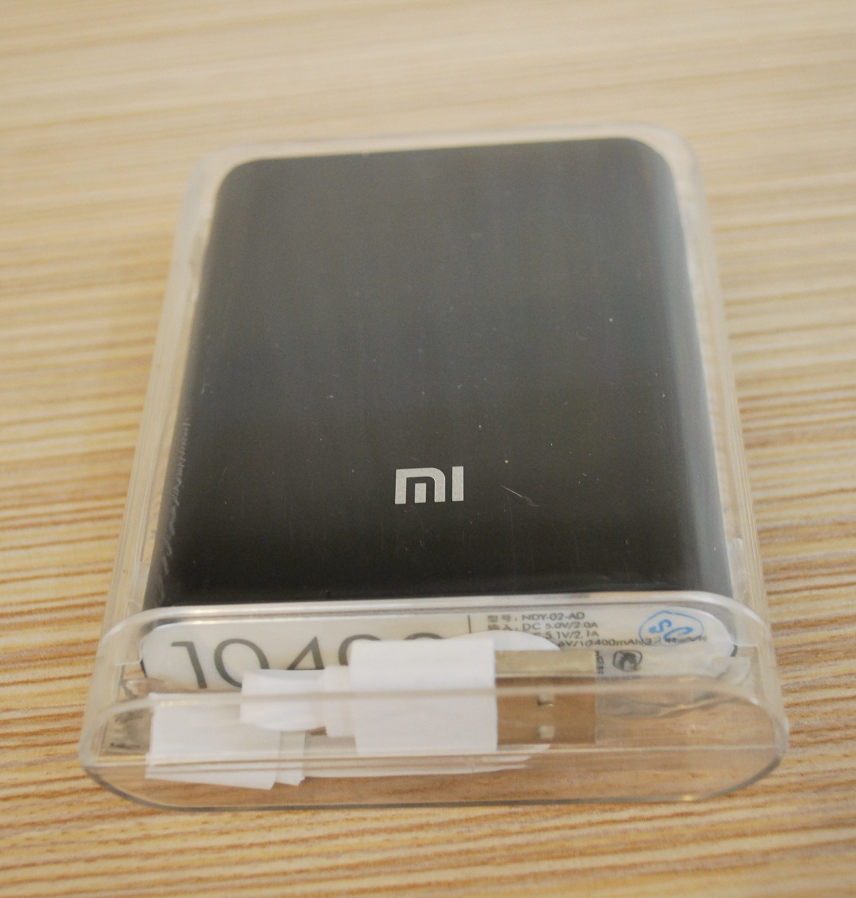 Аккумулятор Power Bank Mi Xiaomi 10 400 mAh, A195