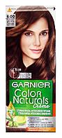 Стойкая крем-краска Garnier Color Naturals 6.00 Глубокий ореховый
