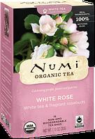 """Органический белый чай """"Белая роза"""" Numi"""