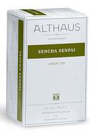 Чай Althaus Sencha Senpai (Сенча Сенпай) 20 х 1,75гр