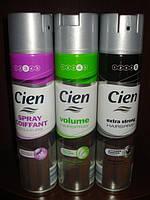 Лаки для волос Cien