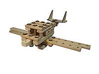 Деревянный конструктор Самолет ArIn WOOD (01-105)