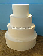 Заготовки для муляжа торта