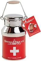Швейцарский шоколад Goldkenn в метал. бидоне 100g