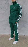 Cпортивный костюм Adidas для подростков! Размеры 40, 42, 44, 46, 48! Зеленый