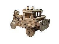 Деревянный конструктор Тягач ArIn WOOD (01-109)