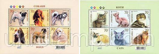 Фауна, Кошки, Собаки