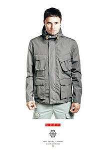 Куртка White Sand - Magnum Jacket Gray (чоловіча\мужская) Весна-Осінь